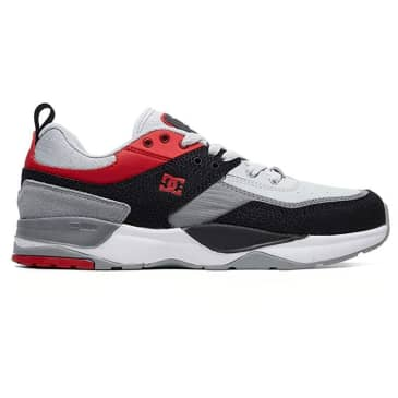 DC Shoes E.Tribeka Black/Athletic Red/Battleship Shoes