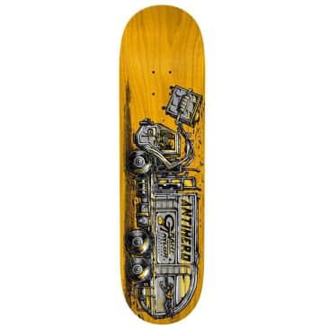 "Anti Hero ""Grant Taylor Curbside Service"" (white) Skateboard Deck 8.75"""
