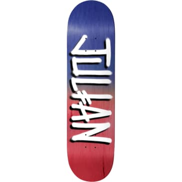 Deathwish Skateboards Julian Davidson Blue/Red Gang Name Deck 8.00