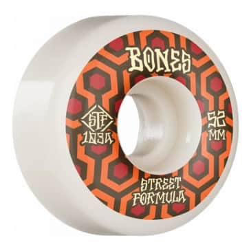 Bones Retros V1 STF 52mm Wheels