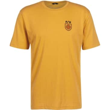 Brixton x Independent Truck Co Hedge Tee Yellow