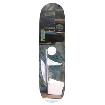 Isle Skateboards Sculpture Series Nick Jensen Skateboard Deck - 8""