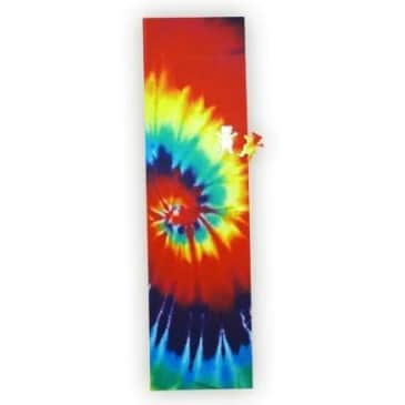 "Grizzly Tie Dye Grip Tape Sheet 9"" x 33"""