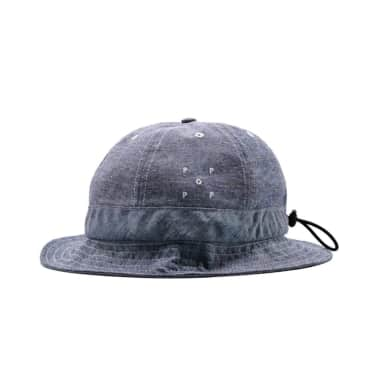 Pop Trading Company Bell Hat - Chambray
