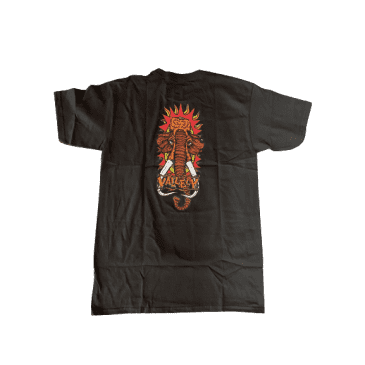New Deal - Heritage Vallely Mammoth Re-Issue Tee (Black)