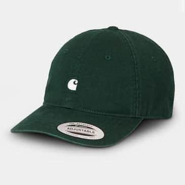 Carhartt WIP - Madison Logo Cap - Bottle Green