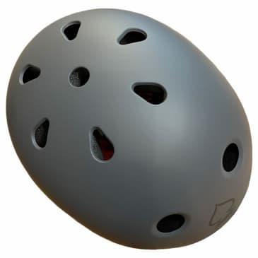 Protec Helmet Classic Matte Gray