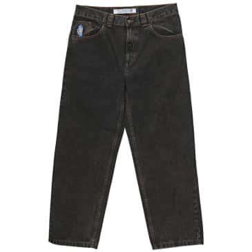 Polar Skate Co 93 Denim - Washed Black