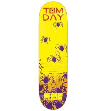"Heroin   8.5"" Tom Day – Giallo Deck"