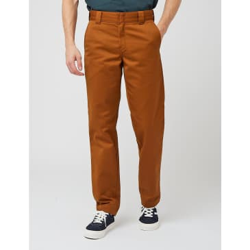 Carhartt-WIP Master Pant (Relaxed Tapered Fit) - Tawny Rinsed