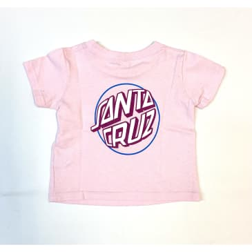SANTA CRUZ Toddler Other Fisheye Dot Tee Ballerina Pink