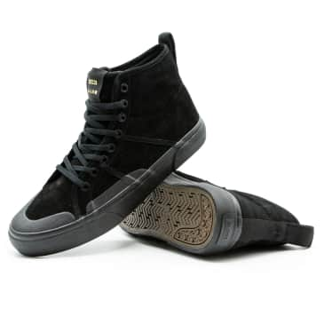 Globe Los Angered II Montano Shoes - Black/Wolverine