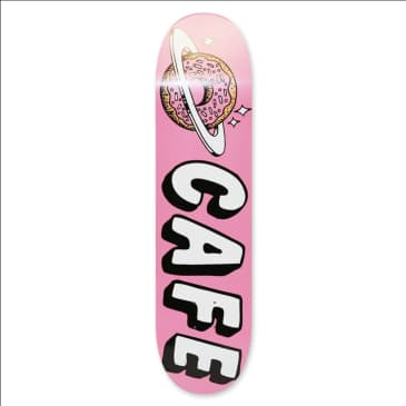 "Cafe - Planet Donut Pink Deck (8.375"")"
