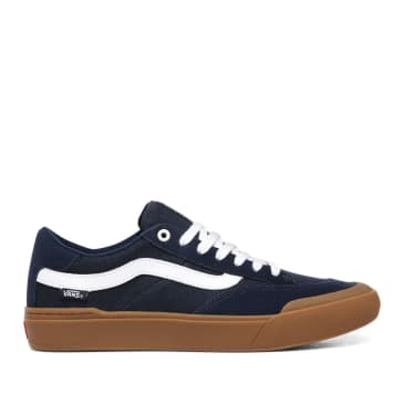 Vans Berle Pro Skate Shoes - Dress Blues / Gum