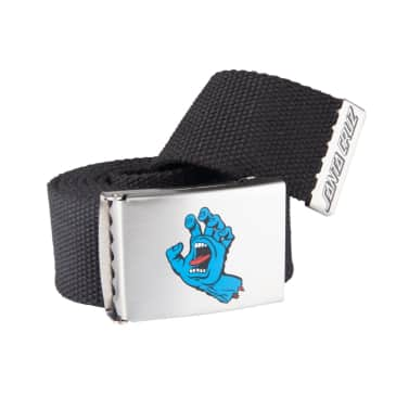 Santa Cruz - Screaming Mini Hand Belt - Black