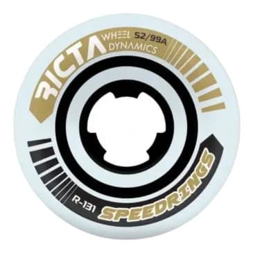 RICTA SPEEDRINGS SLIM 99A 52MM WHEELS
