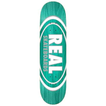 "Real - Team Oval Pearl - Skateboard Deck - 8.25"""