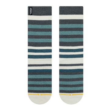 MERGE4 - Tencel/Hemp Beach Stripe Socks