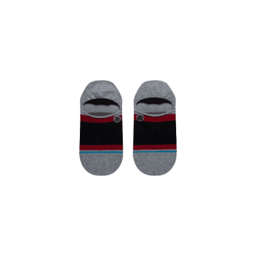 Stance Que No Show Sock - Heather Grey