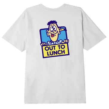 OUT TO LUNCH ORGANIC T-SHIRT