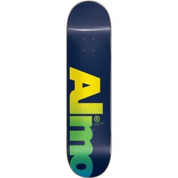 Almost Skateboards Fall Off Logo Skateboard Deck - 8.5