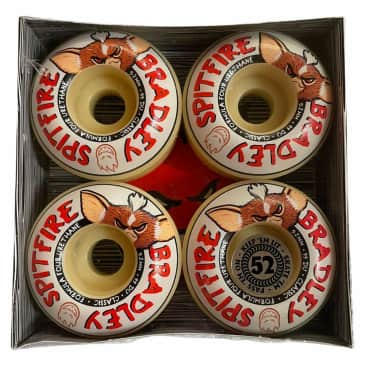 Spitfire Wheels F4 Bradley After Midnight Classic 52mm99A