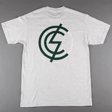 CSC Mod Two Tone T-Shirt - Ash