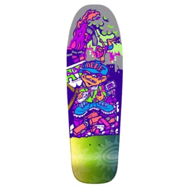"""New Deal Howell Molotow Kid HT Deck Multi 9.875"""""""