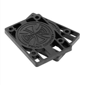 Independent Riser Pads 1/4