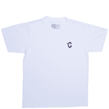 Cortina Bearing Co C Logo T-Shirt - White
