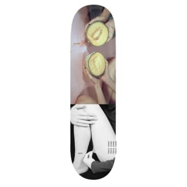 Isle Skateboards Jenna Westra Series Chris Jones Skateboard Deck - 8.375""
