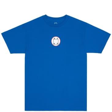 WKND Circle Logo T-Shirt - Royal Blue