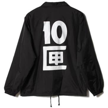 Tenbox J Tenbox Coach Jacket - Black