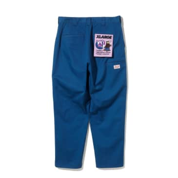 "XLARGE-""WORK PANT""(ROYAL)"