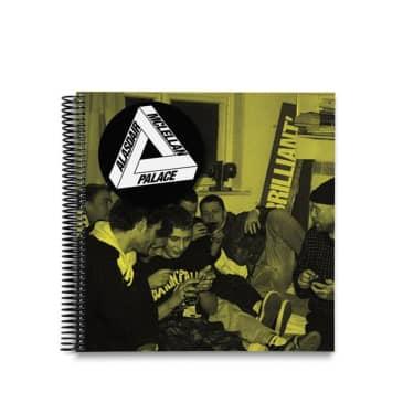 Palace Skateboards Book by Alasdair McLellan