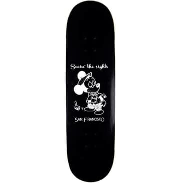 """Snack Skateboards Seein the sights deck - 8.75"""""""