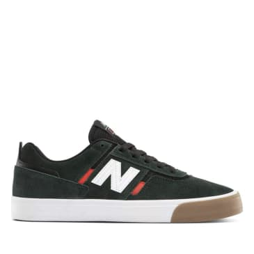 New Balance Numeric 306 Skate Shoe - Green / Red