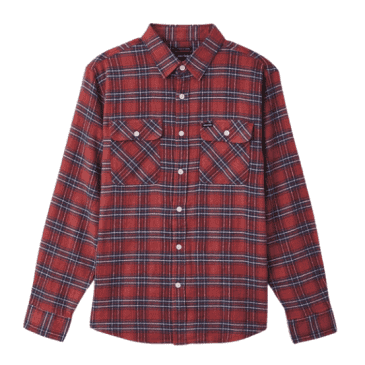 Bowery Lightweight Flannel | Cowhide