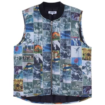Fucking Awesome Frogman Vest - Multi