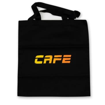 Skateboard Cafe Racer Tote Bag