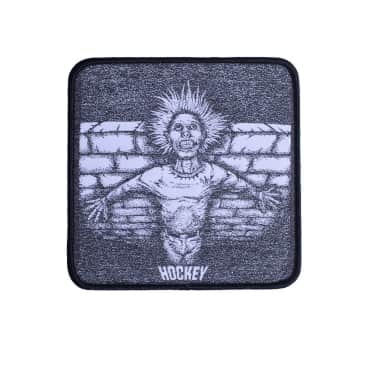 "Hockey Skateboards ""Crippling Woven"" Patch"