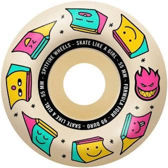 Formula Four Radial 99d Skate Like A Girl Edition
