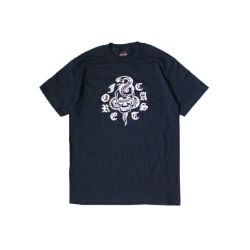 Fore-cast Snake T-Shirt Navy