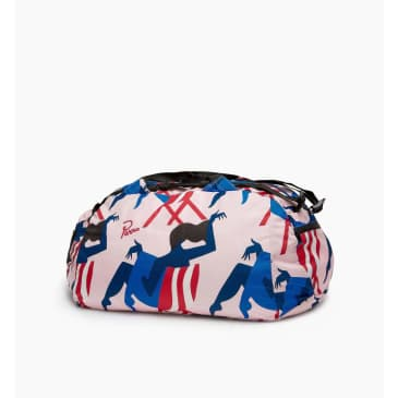 by Parra Madame Beach Fly Weight Duffel Bag - Multi