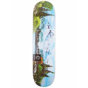 Foundation Campbell Scapes Skateboard Deck