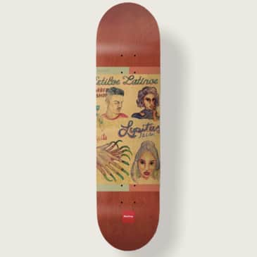"Chocolate Cuts Stevie Perez 8.0"" Deck"