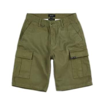 HUF Fatigue Cargo Shorts - Olive Drab