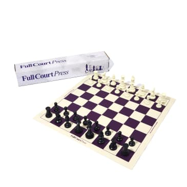 Full Court Press - International Chess Club - Chess Set