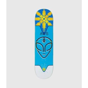 """Alien Workshop """"Hypnotherapy"""" Skateboard Deck 8.25"""""""