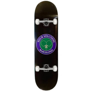 Sour Solution - Sour Social Club - Complete Skateboard - 8.125""
